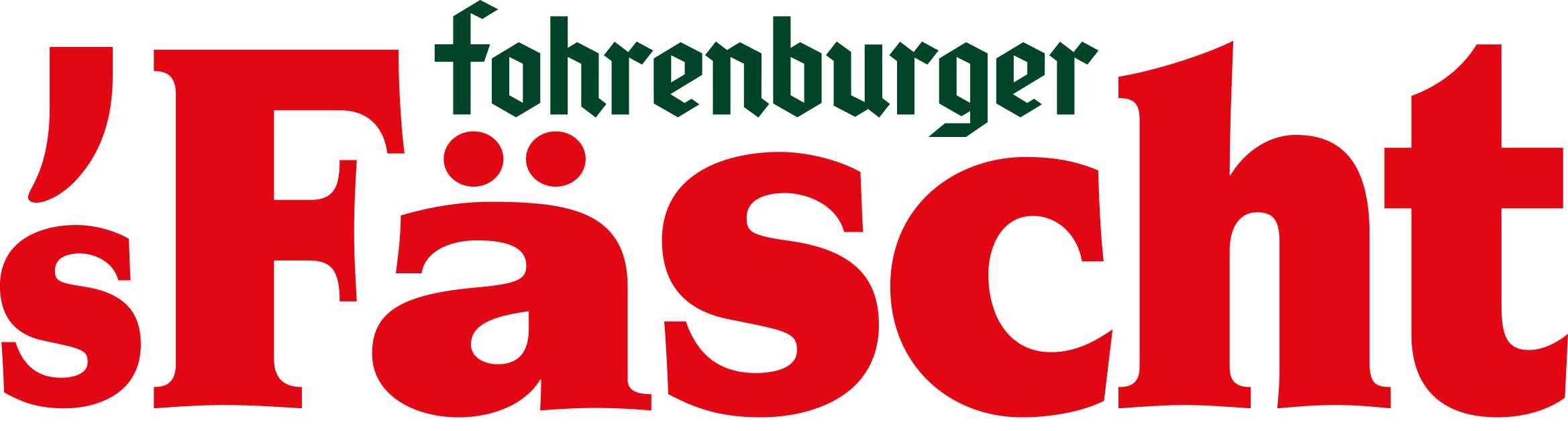 Logo sfäscht fohrenburger